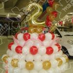 № 71 / Оформление шарами детских дней рождений /Цену уточняйте у менеджера / Все элементы можно заказывать по отдельности . Цвета в ассортименте.