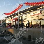 Открытие автосалона Mitsubishi на Набережной.