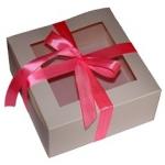 коробка-белая-с-окошком - 80 грн.