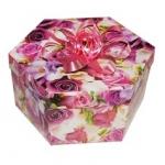 коробка-шестигранник- 60 грн.