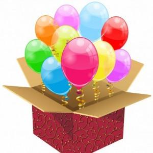 Заказать сюрприз на день рожденье Запорожье. Доставка сюрприза Запорожье. Заказать сюрприз в Запорожье на праздник или торжество.