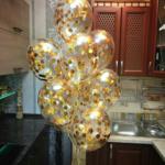 Шары с конфетти в Запорожье