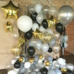 фото зона из шаров в Запорожье