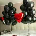 шары на день валентина в запорожье
