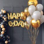шары с днем рождения в запорожье