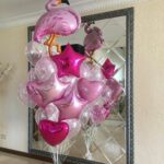 шар фламинго в запорожье