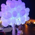 Светящиеся шары в Запорожье