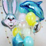 облако из шаров для детей в Запорожье