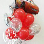 облако из шаров для мальчика в запорожье