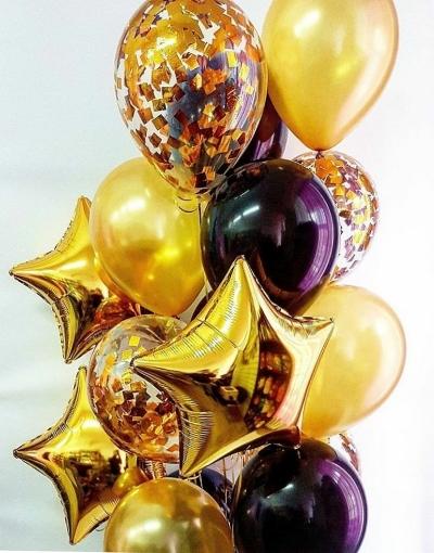 облоко из шаров с доставкой в Запорожье