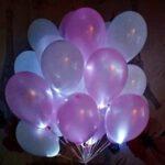 светящиеся гелиевые шары в Запорожье
