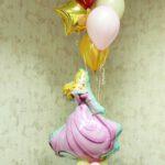 шары для принцессы в Запорожье