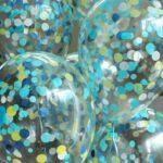 шары с конфеттии Запорожье5