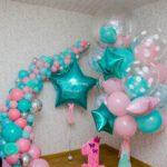 шары цвета тифани в запорожье