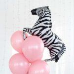 шар зебра с доставкой в Запорожье