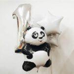 шар панда с доставкой в Запорожье