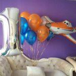 шар самолет в Запорожье