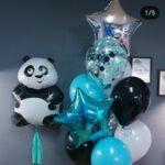шар фигура панды в Запорожье