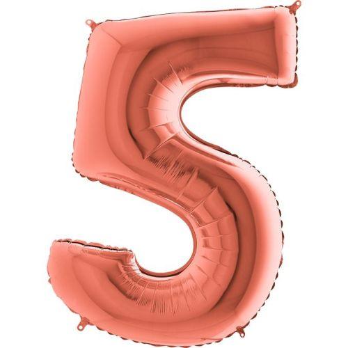 шар цифра 5 в Запорожье