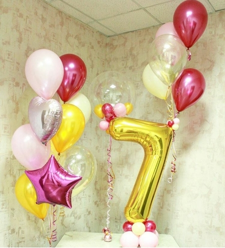 Гелиевые шары в Запорожье (10)