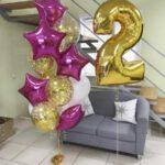 Гелиевые шары в Запорожье (14)