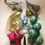 Гелиевые шары в Запорожье (7)