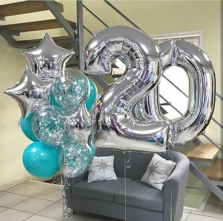 Гелиевые шары в Запорожье (8)