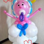 шары для мальчика на выписку с роддома (3)