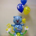 шары для мальчика на выписку с роддома (6)