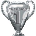 шар кубок чемпиона в Запорожье