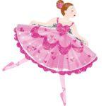 шар балерина в Запорожье
