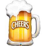 шар бокал пива в Запорожье