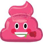 шар розовая какашка в Запорожье