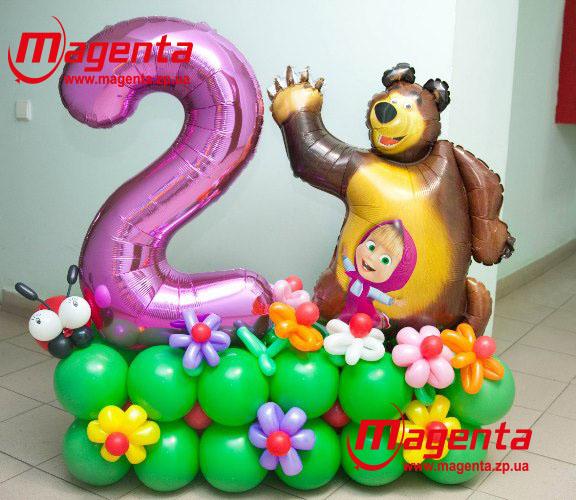 Детские дни рождения в Запорожье (11)
