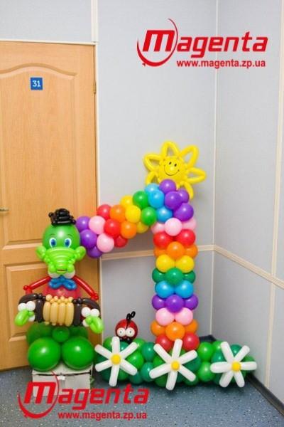 Детские дни рождения в Запорожье (20)