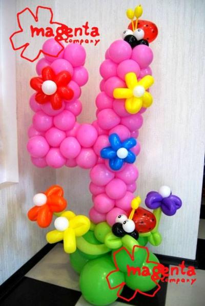 Детские дни рождения в Запорожье (23)