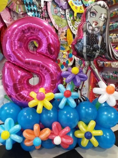 Детские дни рождения в Запорожье (5)