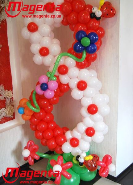Детские дни рождения в Запорожье (6)