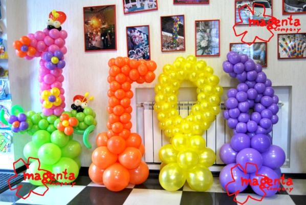 Детские дни рождения в Запорожье (7)