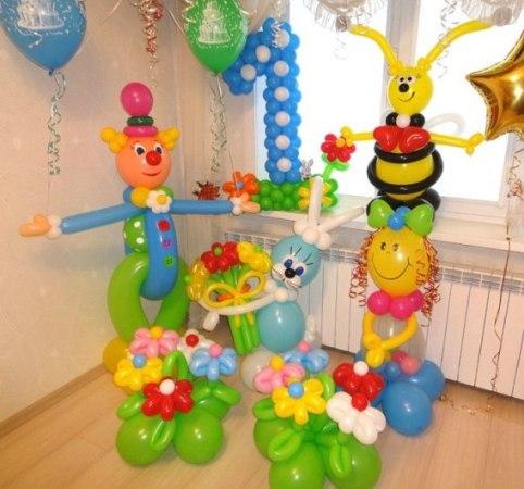 Детские дни рождения в Запорожье (8)