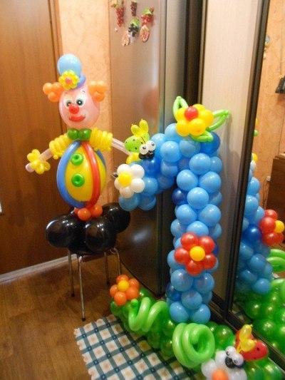 Детские дни рождения в Запорожье (9)