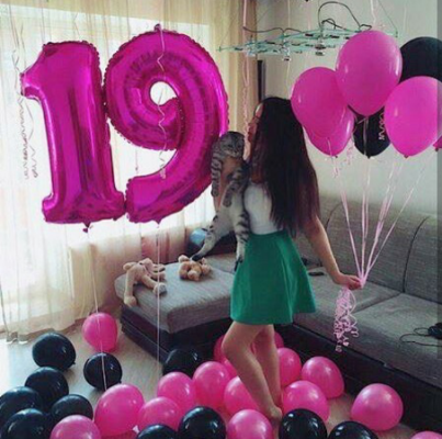шары на день рождения в Запорожье (15)