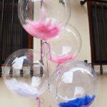 стекляные шары с перьями в Запорожье
